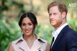 Королева благословила Гаррі й Меган на незалежне життя