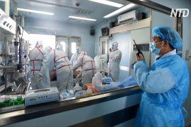 Новий тип китайського коронавірусу, можливо, передається від людини до людини