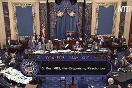 Республіканці в сенаті США відхилили запити демократів, що стосуються імпічменту
