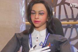 Індія відправить у космос робота-гуманоїда, що має жіноче обличчя