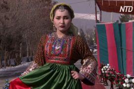 Центральну вулицю Кабула перетворили на модний подіум