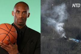 Загибель легенди баскетболу Кобі Браянта: на борту вертольота було 9 осіб