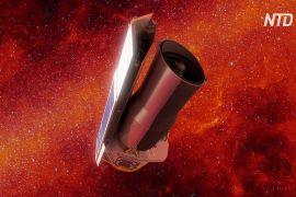 Орбітальний телескоп НАСА «Спітцер» припиняє роботу й входить у стан сну