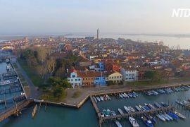 Венеціанський острів Бурано розвиває традиційні ремесла, щоб вижити