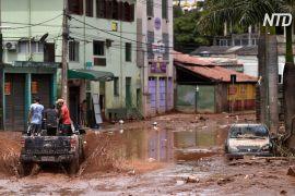 Рекордні потопи в Бразилії: понад 50 загиблих