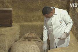 У Єгипті виявили 2500-літні гробниці верховних жерців