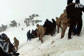 У Туреччині друга лавина вбила рятувальників, які шукали жертв першої