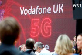 Британський оператор Vodafone відмовиться від 5G-технологій Huawei