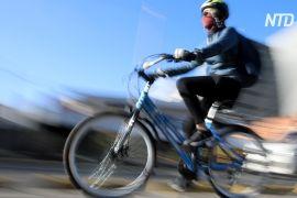 День без автомобілів: жителі Боготи пересіли на велосипеди