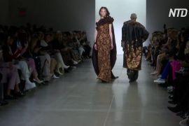 Нью-Йоркський тиждень моди відкрила колекція від Тадасі Сьодзі
