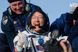 Астронавт-рекордсмен Крістіна Кох розповіла про життя на Землі й про космічні плани