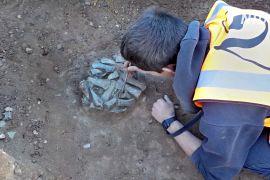 Знайдені біля Темзи скарби бронзової доби покажуть у Лондоні
