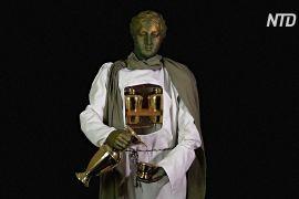 В Афінах показали комп'ютери, годинники й роботів Стародавньої Греції