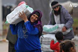 ООН просить Туреччину пропускати більше гуманітарної допомоги сирійським переселенцям