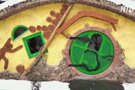 Пожити в Середзем'ї: готель у стилі будиночків гобітів працює у Вірменії