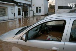 У Великій Британії — рекордні повені після шторму «Денніс»