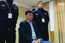 Суд Китаю засудив шведського продавця книг до 10 років в'язниці