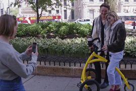 Велосипед для піших прогулянок змінює життя людей з обмеженими фізичними можливостями