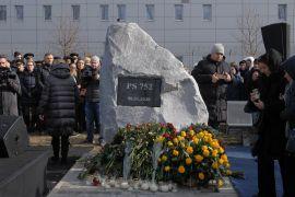 Сквер пам'яті жертв авіакатастрофи над Іраном заклали в Борисполі