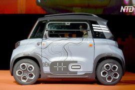 У Парижі дебютував серійний електрокар Citroën Ami