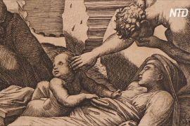500 років від дня смерті Рафаеля: у Берліні відкрилася виставка малюнків майстра