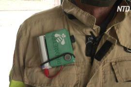 «Розумний» датчик допоможе пожежникам оцінювати небезпеку під час гасіння