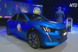 Хетчбек Peugeot 208 став «Автомобілем року-2020» у Європі