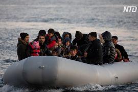 Греція зупинила 35 000 спроб нелегального переходу мігрантів з Туреччини