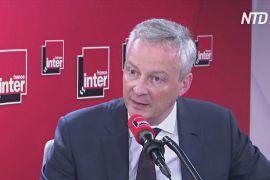 Мінфін Франції закликав ЄС розробити план підтримки економіки в умовах коронавірусу
