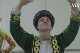 Традиції хорезмійського танцю дбайливо зберігають в Узбекистані