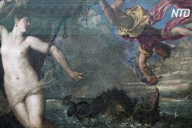 Шість шедеврів Тіціана вперше за 400 років зібрали разом на виставці в Лондоні
