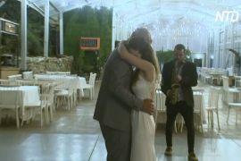 В Ізраїлі знайшли спосіб, як влаштовувати весілля в умовах епідемії