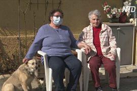 95-річна пацієнтка, що видужала від COVID-19: «Мені було не страшно»