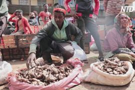 Ефіопи скуповують лимони, імбир і часник, щоб захиститися від COVID-19