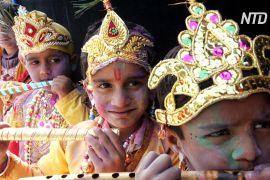 В індійському штаті Гоа відзначають свято весни Шигмотсав