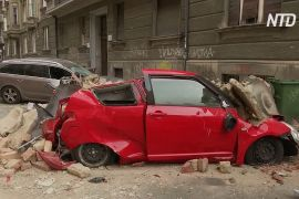 Загреб оговтується від найсильнішого за 140 років землетрусу