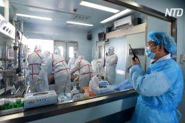 Витік документів: влада Китаю замовчує нові випадки інфікування COVID-19 в Ухані