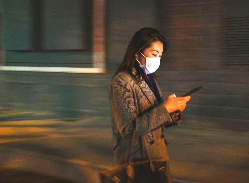 користувач стільникового зв'язку в Китаї