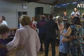 Сільські танці допомагають австралійцям відволіктися від посухи