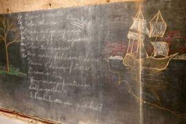 Незвичайне відкриття: що писали на шкільних дошках у 1917 році