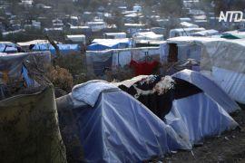 Коронавірус дістався таборів мігрантів у Греції