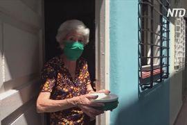 Кафе й ресторани Гавани безоплатно готують для стареньких