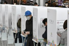 Епідемія коронавірусу: у Франції спад, Борису Джонсону вже ліпше, у Південній Кореї почалися вибори