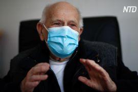 98-річний французький терапевт лікує й під час епідемії