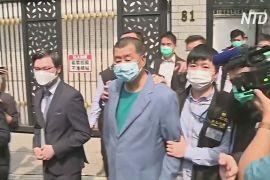 Поліція Гонконгу заарештувала 15 продемократичних активістів