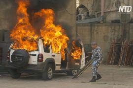 У Лівані спалахнули протести проти безробіття і бідності
