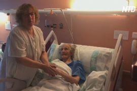 101-річна іспанка перемогла коронавірус і стала символом надії
