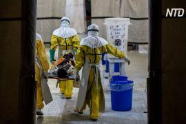 Лихоманка Ебола повернулася до ДР Конго