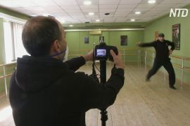 Карантин танцям не перешкода: грузинський ансамбль перейшов на онлайн-уроки