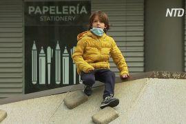 «Треба цінувати маленькі радощі»: іспанським дітям дозволили гуляти